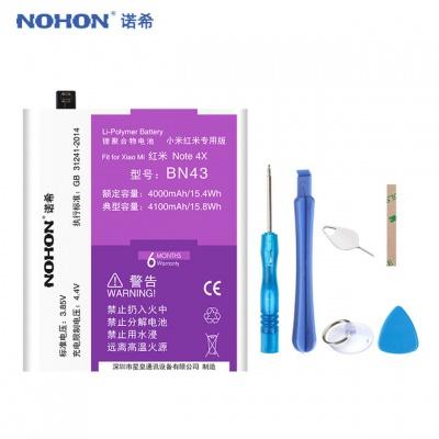 Thay Pin các dòng Xiaomi chính hãng Nohon