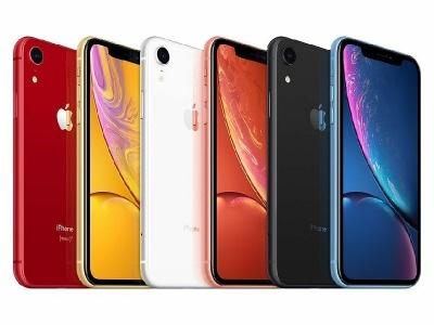 Không bất ngờ khi iPhone XR là chiếc smartphone bán chạy nhất 2019