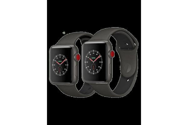 Đồng hồ Apple Watch Series 3 42mm bản Thép Likenew 99%